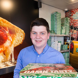 Jordy Kluts | Franchisee - New York Pizza